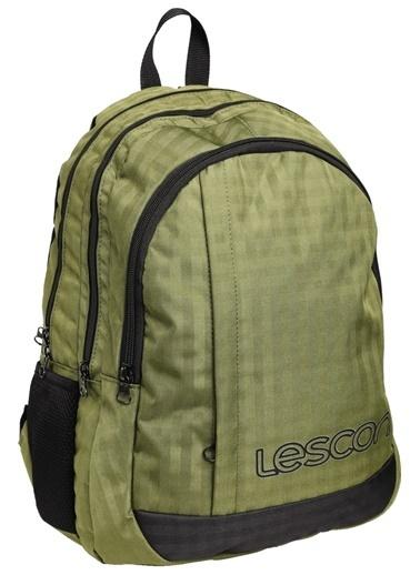 Lescon Spor Çantası Yeşil